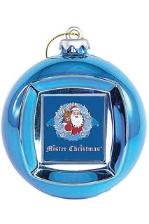 Шар цифровая фоторамка Mister Christmas