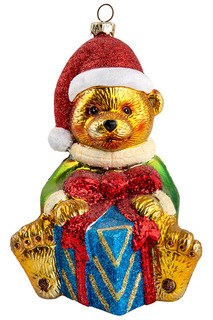 "Украшение ""Медвежонок"" Mister Christmas"