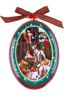 "Диск ""Папье-маше"" Mister Christmas"