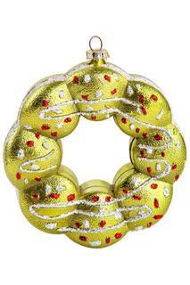 """Украшение """"Пончик"""" Mister Christmas"""