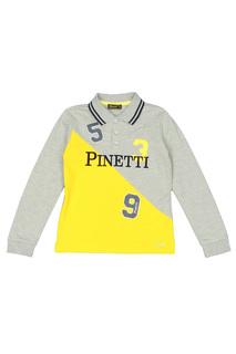 Футболка с длинным рукавом Pinetti