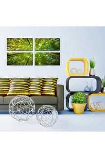 """Набор картин """"Зеленый лес"""" Pannorama"""