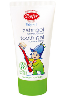 Детская зубная паста, 50 мл Topfer