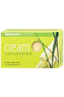 """Крем-мыло """"Лемонграсс"""", 100 гр Sodasan"""