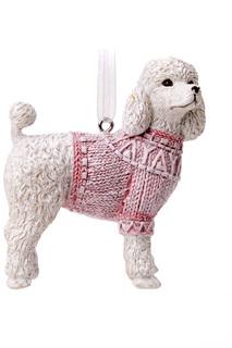 Пудель в розовом свитере MAGIC HOME