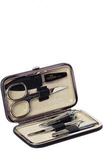 Маникюрный набор из 5-предметов в кожаном чехле Truefitt&Hill Truefitt&Hill