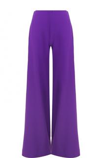 Расклешенные однотонные брюки Ralph Lauren
