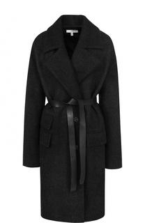 Шерстяное пальто с поясом Iro