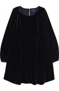 Мини-платье свободного кроя Polo Ralph Lauren