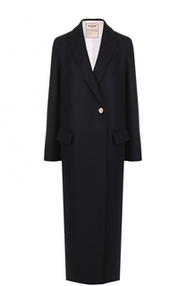 Удлиненное шерстяное пальто прямого кроя Zadig&Voltaire Zadig&Voltaire