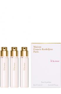Парфюмерная вода рефилл A la Rose Maison Francis Kurkdjian