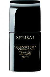 Жидкая тональная основа Luminous Sheer Foundation, оттенок LS203 Sensai