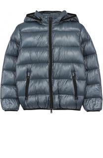 Пуховая куртка с капюшоном Herno