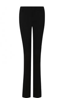 Шерстяные расклешенные брюки со стрелками Gucci