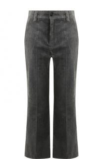 Расклешенные вельветовые брюки с карманами Marc Jacobs