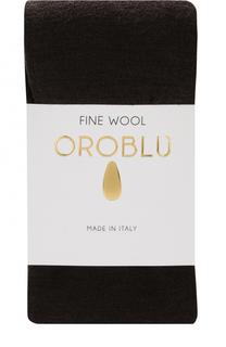 Шерстяные колготки Oroblu