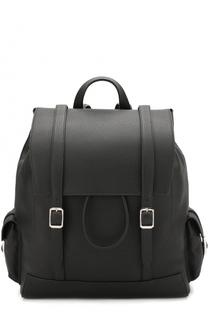 Кожаный рюкзак с клапаном Brioni