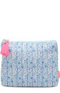 Текстильная косметичка с принтом Sunuva