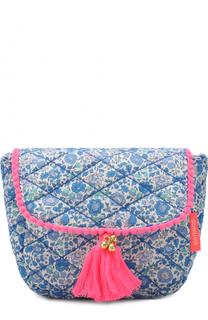 Текстильная сумка с принтом Sunuva