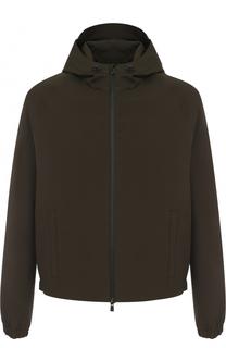 Куртка на молнии с капюшоном Loro Piana