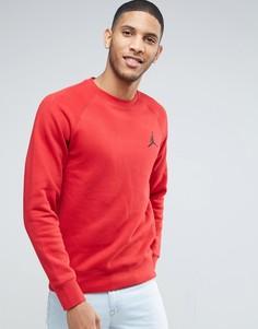 Красный свитшот Nike Jordan 823068-687 - Красный