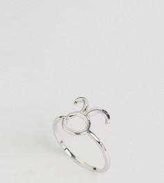 Серебряное кольцо с зодиакальной отделкой Телец Rock N Rose - Серебряный