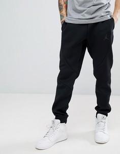 Черные джоггеры Nike Jordan Flight Tech 879499-010 - Черный