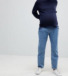 Прямые джинсы ASOS MATERNITY RECYCLED FLORENCE - Синий