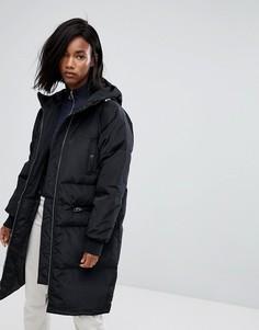 Пуховая куртка Noisy May - Черный