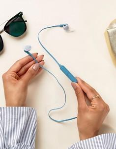 Наушники с поддержкой Bluetooth от Signature - Синий