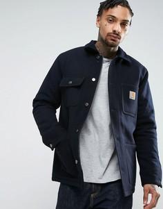 Куртка Carhartt WIP Michagan Chore - Темно-синий