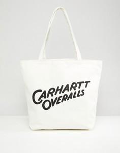 Сумка-тоут Carhartt WIP - Белый