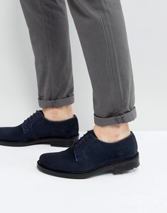 Темно-синие туфли дерби Dead Vintage - Синий