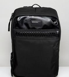 Рюкзак на молнии с отделением для ноутбука Diesel - Черный