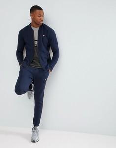 Темно-синий спортивный костюм Nike Modern 861642-451 - Темно-синий