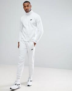 Серый спортивный костюм Nike 861776-051 - Серый
