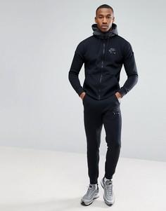 Черный спортивный костюм Nike Air 861628-010 - Черный
