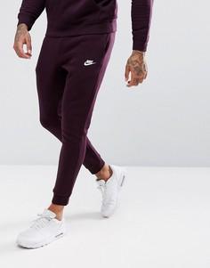 Фиолетовые джоггеры Nike Club 804408-652 - Фиолетовый