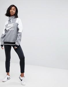 Черные леггинсы Nike Premium - Черный