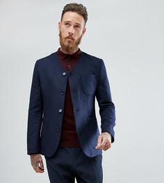 Облегающая куртка Heart & Dagger - Темно-синий