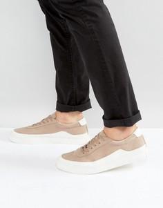 Белые кроссовки ASOS - Светло-бежевый