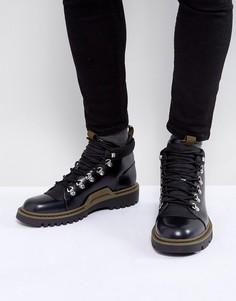 Походные ботинки Calvin Klein - Черный