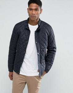 Стеганая куртка Jack & Jones Premium - Черный