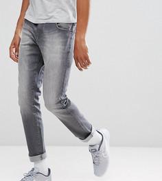 Серые джинсы скинни Brooklyn Supply Co - Серый