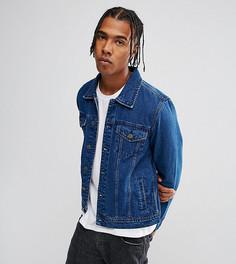 Джинсовая куртка Brooklyn Supply Co - Синий