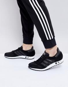 Черные кроссовки adidas Originals LA OG BY9326 - Черный