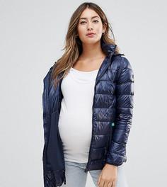 Легкая куртка 3 в 1 со съемными рукавами Modern Eternity - Темно-синий