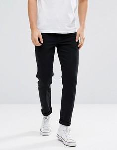 Черные узкие джинсы ASOS - Черный