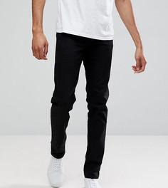 Черные узкие эластичные джинсы ASOS TALL - Черный
