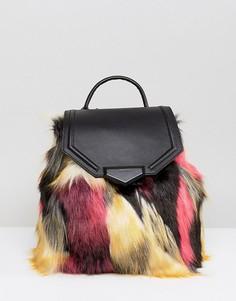 Рюкзак из искусственного меха ALDO - Мульти